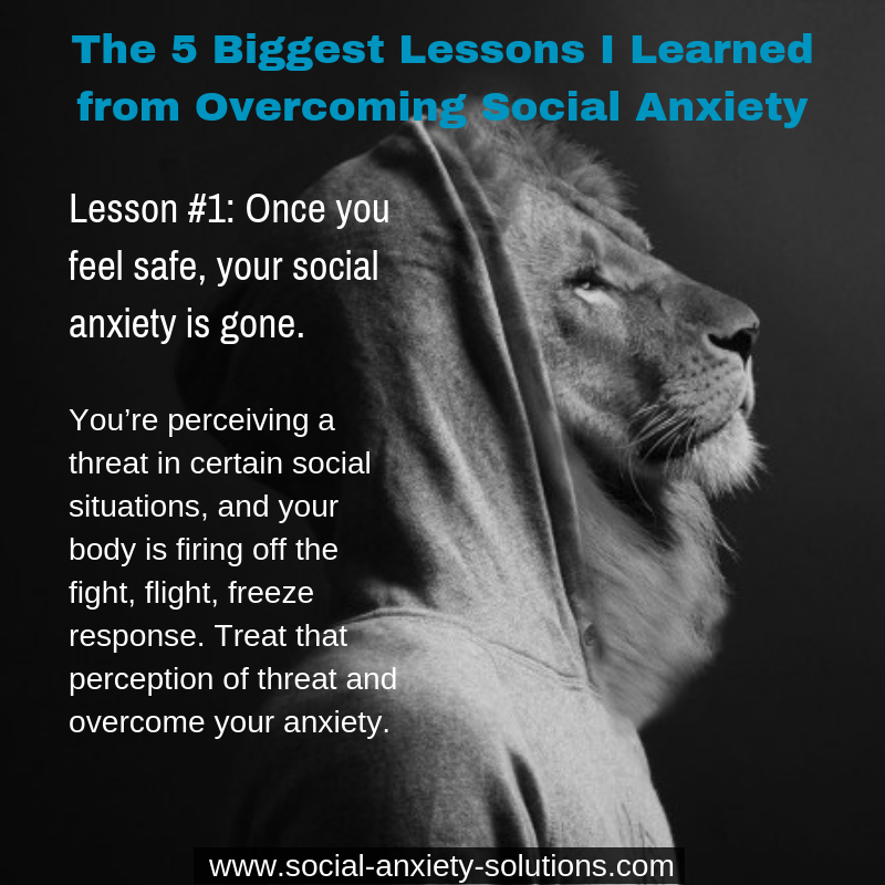 The 5 Biggest Lessons I Learned from Overcoming Social