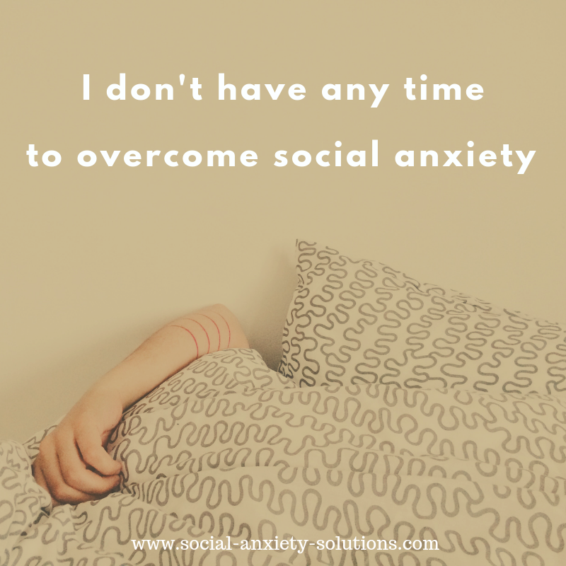 the solution to social anxiety pdf